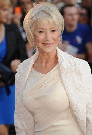 Helen Mirren broni operacji plastycznych
