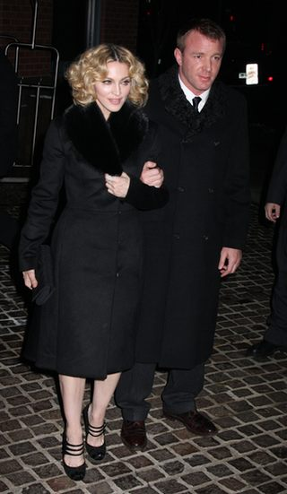Madonna ogłosi rozpad małżeństwa za 18 miesięcy