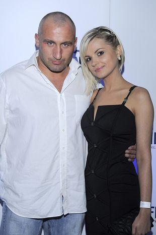 Marcin Najman z tajemniczą blondynką (FOTO)