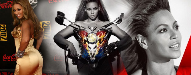 Pupa, zdjęcia i gorset Beyonce
