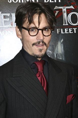Johnny Depp nie chce z końmi
