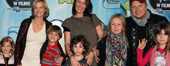 Dzieci znanych rodziców na premierze filmu Disneya (FOTO)
