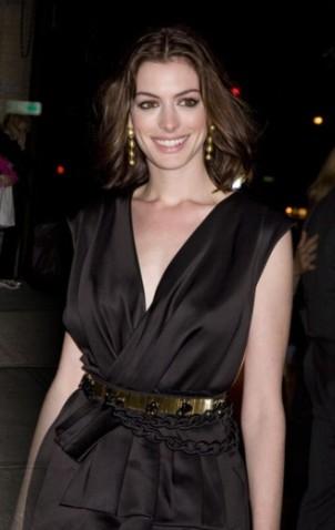 Anne Hathaway planuje swój ślub
