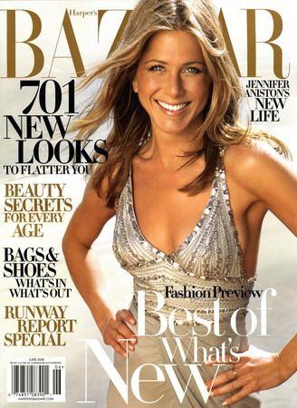 Dziewczyna Clooneya: Jennifer Aniston wygląda jak Iggy Pop!