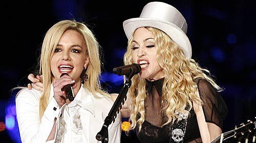 Madonna ostrzega Britney przed małżeństwem