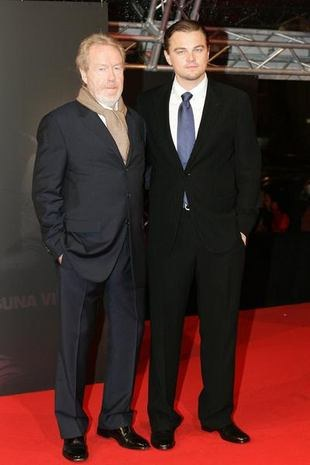 Leonardo DiCaprio jako agent (FOTO)