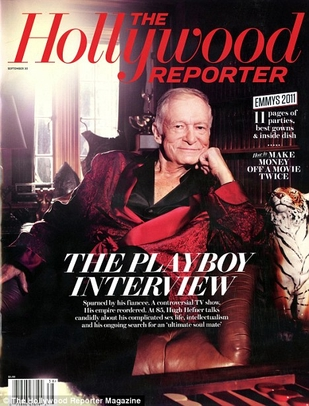Hugh Hefner: Seks z Crystal był świetny!