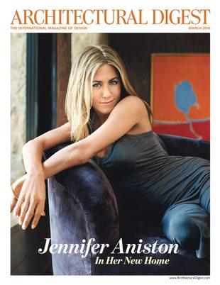 Jennifer Aniston sprzedaje swoją wypasioną posiadłość