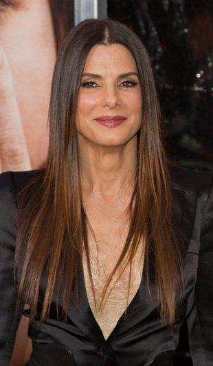 Sandra Bullock – 47 lat i ani jednej zmarszczki (FOTO)