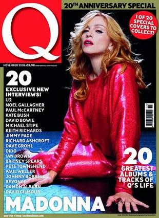 Madonna kończy dziś 52 lata