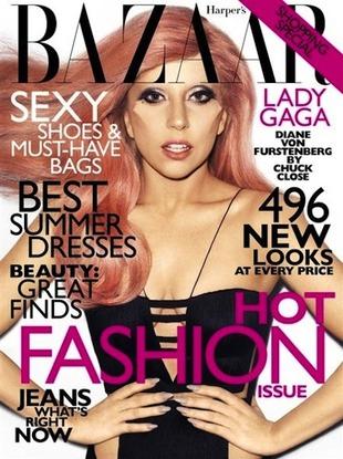 Lady Gaga: Wszyscy mamy te kości! (FOTO)