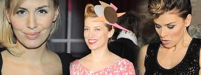 Gwiazdy na pokazie mody Gosi Baczyńskiej (FOTO)