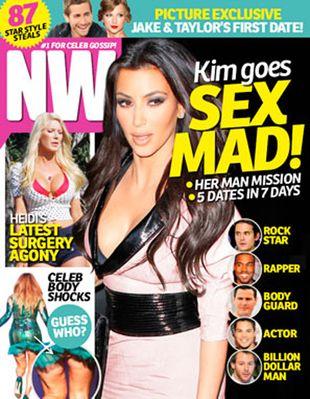 Czy Kim Kardashian to seksualna maniaczka? (FOTO)