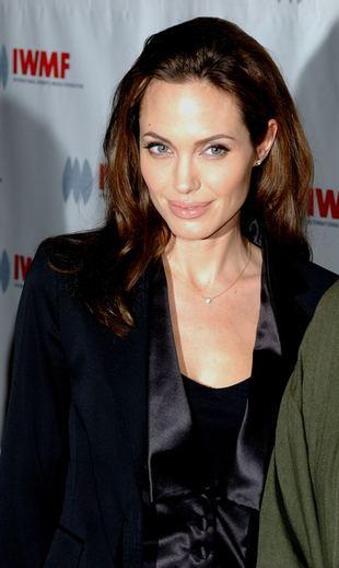 Angelina Jolie najbardziej humanitarna