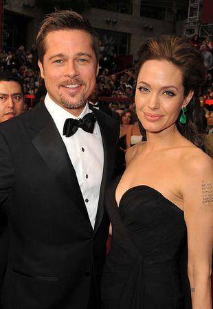 Brad & Angelina chcą pojawić się razem na rozdaniu Oskarów
