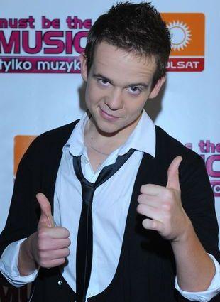 Maciej Czaczyk – zwycięzca 2. edycji Must be the Music!