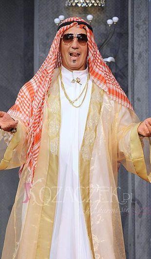 Karol Strasburger W KOŃCU jest zabawny (FOTO)