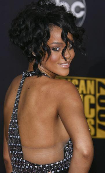 Rihanna najczęściej emitowana