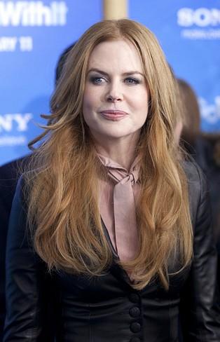 Nicole Kidman: Miałam problemy z poczęciem