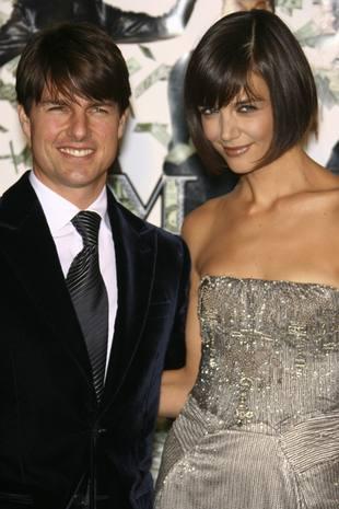 Czy Katie Holmes wyrzuciła z domu matkę Toma?