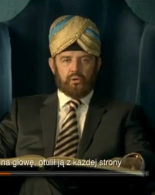 Marek Kondrat rozbawia do łez (VIDEO)