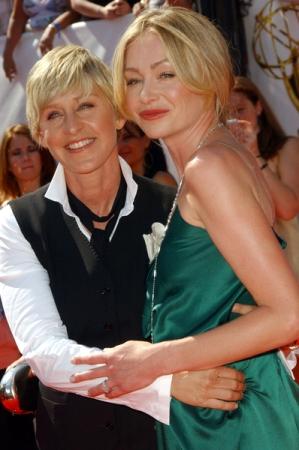 Portia De Rossi kocha swoją żonę