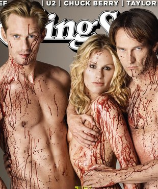 Nadzy aktorzy Czystej krwi na okładce Rolling Stone (FOTO)