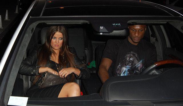 Khloe Kardashian i Lamar Odom nie są małżeństwem!