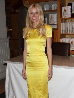 Żółciutka Gwyneth Paltrow (FOTO)