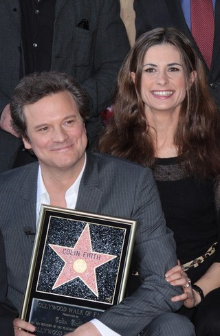 Colin Firth: Moja żona jest dla mnie najpiękniejsza