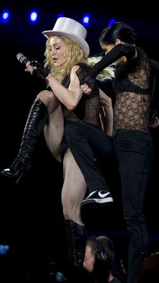 Ofiara śmiertelna w przygotowaniach do koncertu Madonny!
