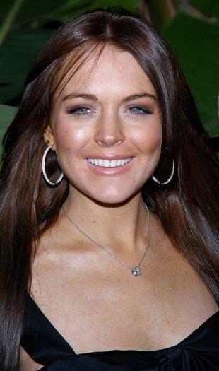 Lindsay Lohan zwiała z przyjęcia