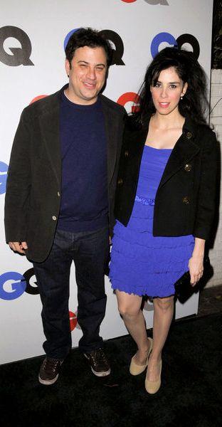Sarah Silverman i Jimmy Kimmel mają seks taśmę?