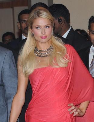 Paris Hilton w Indiach (FOTO)