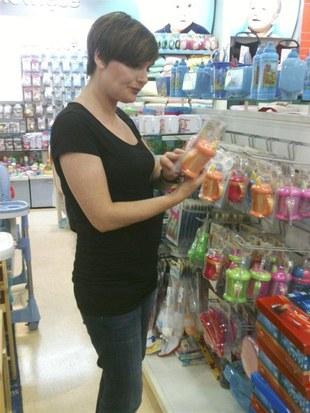 Dorota Gawryluk jest w ciąży (FOTO)