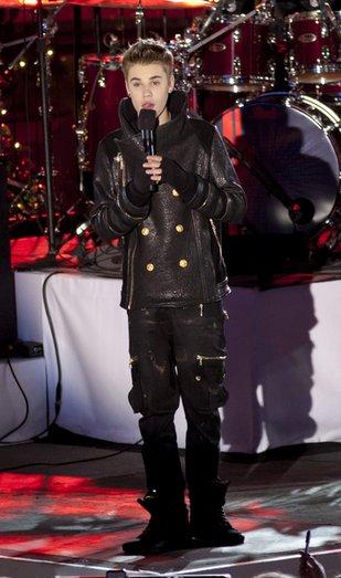 Justin Bieber nigdy nie wierzył w Świętego Mikołaja
