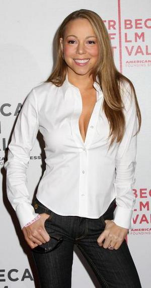Mariah Carey jako facet