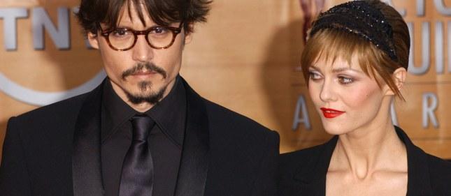 Johnny Depp i Vanessa Paradis na wakacjach