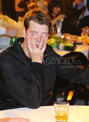 Michał Figurski narozrabiał