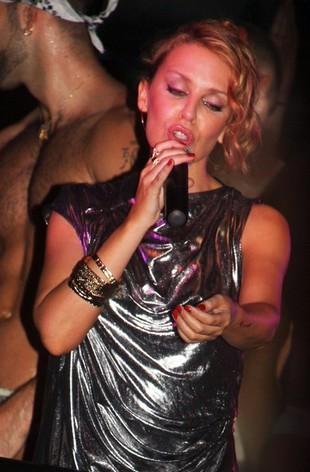 Kylie Minogue promuje swój najnowszy album (FOTO)