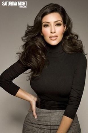 Kim Kardashian zagrała w serialu [VIDEO]