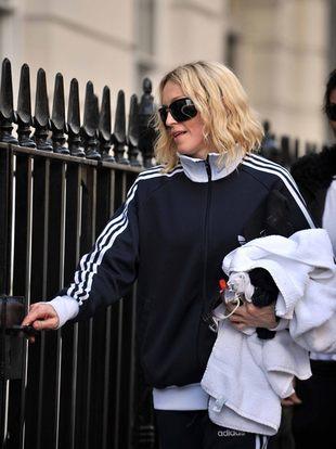 Madonna broni Toma Cruise'a