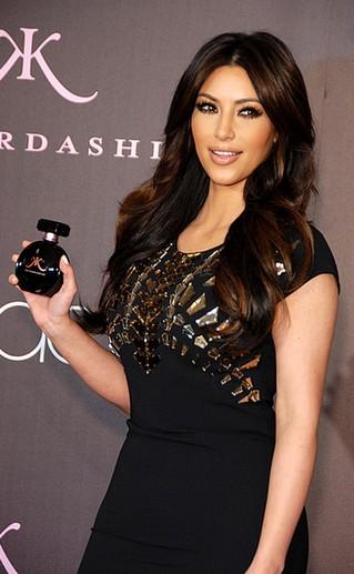Kim Kardashian intensywnie promuje (FOTO)