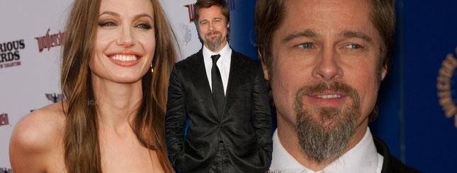Angelina i Brad razem na imprezie (FOTO)