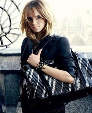 Emma Watson to kura, która znosi złote jajka