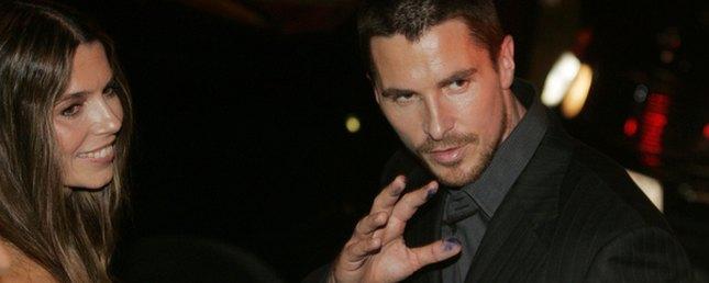 Christian Bale: w Batmanie powinien być seks
