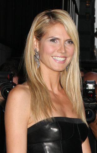 Co się stało z piersiami Heidi Klum?