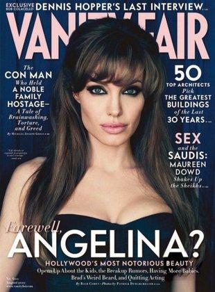 Angelina Jolie nie będzie się ubiegać o rolę Marilyn Monroe