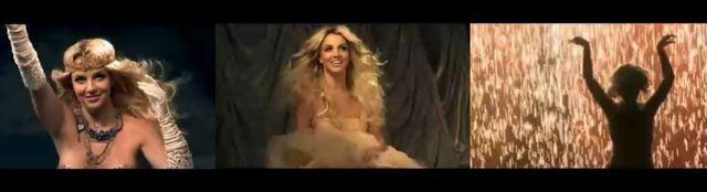 Promocyjny klip nowego albumi Britney Spears