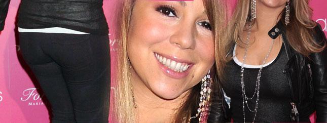 Mariah Carey i jej słodkie krągłości (FOTO)
